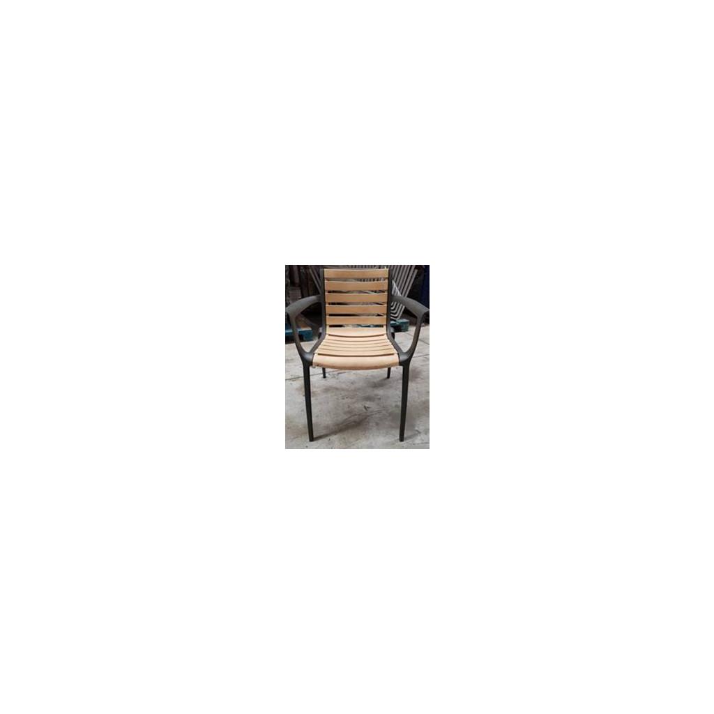 Mesas y sillas de terraza