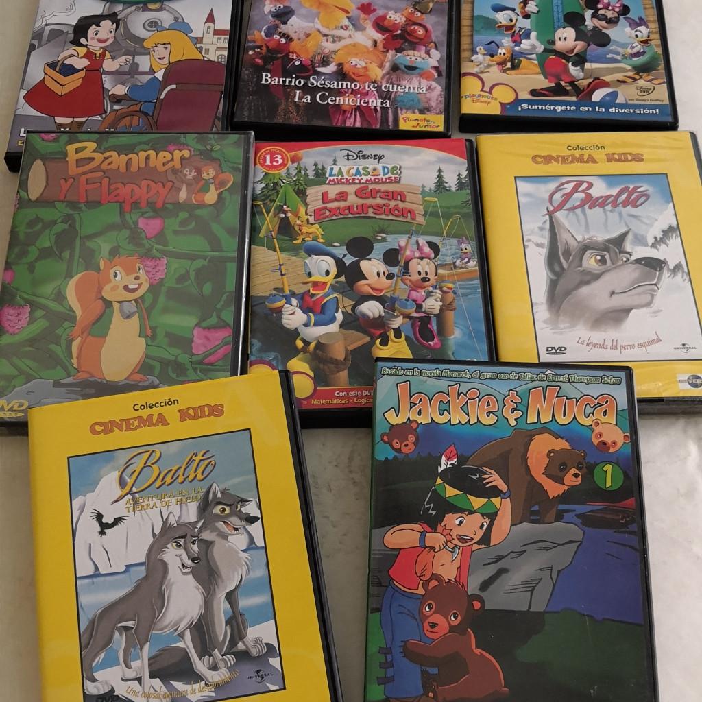 Lote CDs Infantiles