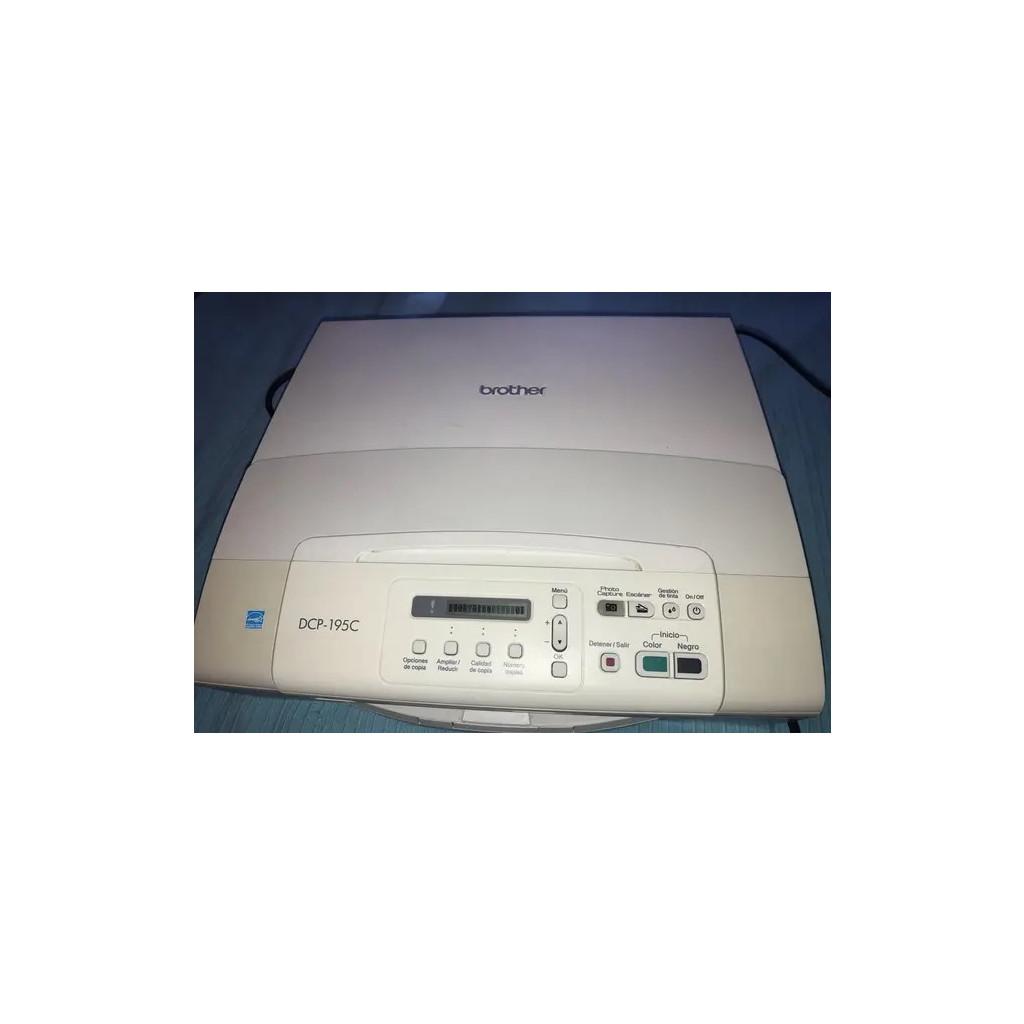 Impresora - scaner