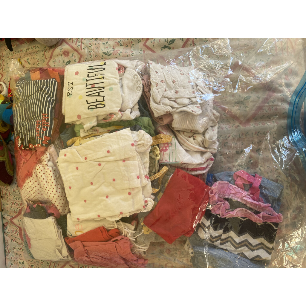 Pack de ropa 0-9 meses