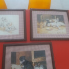 Cuadros infantiles-láminas enmarcadas