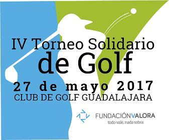 III Torneo Solidario de Golf Valora
